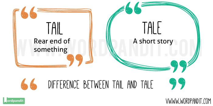 Tail-vs-Tale