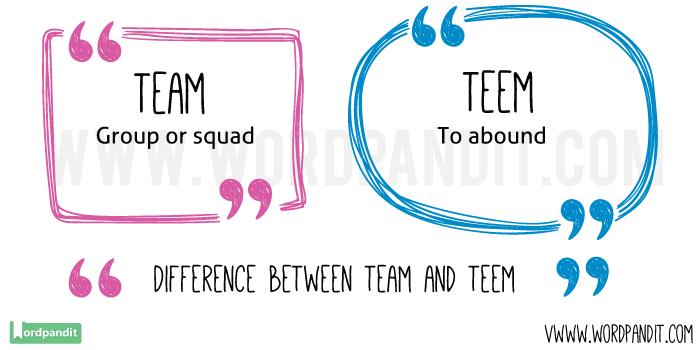 Team-vs-Teem