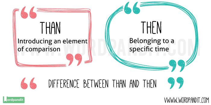 Than-vs-Then